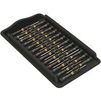 WERA 134019 - Kraftform Micro ESD Big Pack 1 Elektroniikka ruuvitalttasarja 25-osainen