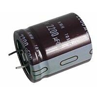 NCC 1200UF160KMMFSE - 25,4X45 R10 105C 2.49A