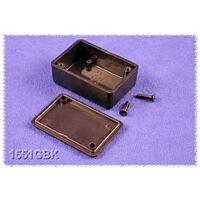 HAMMOND 1551GGY - ABS-Muovikotelo 50x35x20mm HARMAA IP54