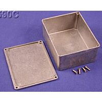 HAMMOND 1590C - VALUALUMIINI 120x94x52.5mm