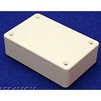HAMMOND 1591AGY - ABS-Muovikotelo 100x50x21mm HARMAA IP54