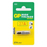 GP BATTERIES 27A-GP - Alkaliparisto 27A 12V 1 kpl