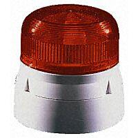KLAXON 309-5865YE - XENON 230V STAND RED