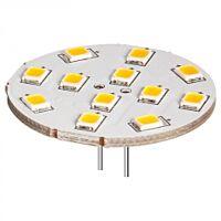 YES LED-G4B-12WVA - LED lamppu 12x SMD-LED 2800K