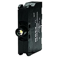 RAFI 5.00.070.083/0200 RAFIX 22 QR LED-elementti -, screw terminal, without coupling, 24V,  LED white