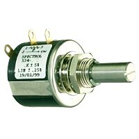 SPECTROL 534-1K - Potentiometri 1 Kohm Lineaarinen 10 kierrosta Toleranssi 5%