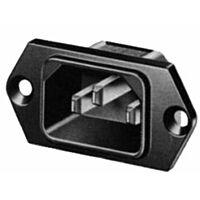 SCHURTER 6100.3200 - KOJELIITIN PANEELI LIITIN 4,8mm