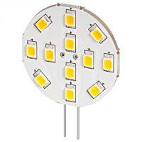 YES LED-G4S-12WVA - LED lamppu 12x SMD-LED 2800K