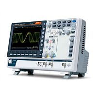 GW Instek GDS-2102E - Oskilloskooppi 100 MHz,2 kan,1GSPS