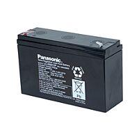 PANASONIC LC-R0612P - LYIJYAKKU 6V 12Ah 6-9 VUOTTA