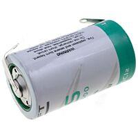 SAFT LS33600CNR - LITIUMPARISTO D 3.6V 17Ah PCB