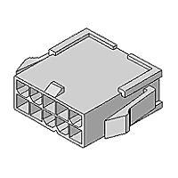 MOLEX 39-01-2021 - Mini-Fit Jr. 2 Napainen Uros Liitinkotelo UL 94V-0