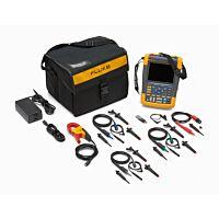 FLUKE MDA-510 - Moottorikäyttöanalysaattori