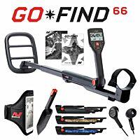 Metallinpaljastin Minelab Go-Find66