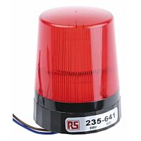 RS Pro  235641 - Xenon 230V AC pun pinta as.