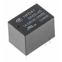 RS Pro  476595 - PK-rele 3A 24VDC