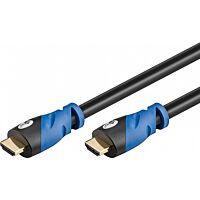 YES HDMI-050PRE - Premium HDMI-kaapeli 0.5m