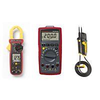Amprobe AMP Advanced Kit - Yleismittari paketti - 2100-BETA, AM-520-EUR, AMP-310-EUR