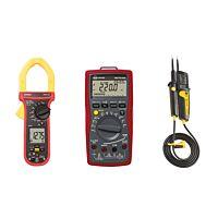 Amprobe AMP Master kit - Yleismittari paketti - 2100-BETA, AM-555-EUR, AMP-330-EUR