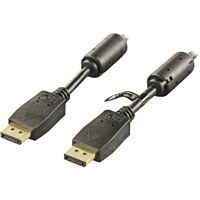DisplayPort-kaapeli 5m musta - DP-1050