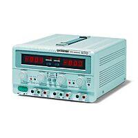 GW Instek GPC-1850D - 195W, 3-Channel, Linear D.C. Power