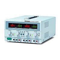 GW Instek GPC-3030DQ - 195W, 3-Channel, Linear D.C. Power