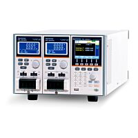 GW Instek PEL-2020A - Dual Channel D.C. Electronic Load M
