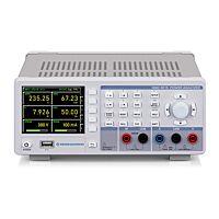 ROHDE & SCHWARZ HMC8015 - POWER ANALYZER