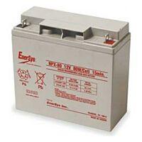 ENERSYS NPX80-12  SULJETTU LYIJYAKKU 12V 80W/KENNO 3-5 VUOTTA
