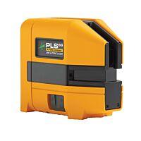 FLUKE PLS 6G RBP SYS - Ristilinja- ja pistelaserjärjestelmä vihreä akulla