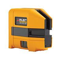 FLUKE PLS 6R RBP SYS - Ristilinja- ja pistelaserjärjestelmä, punainen akulla