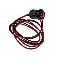 M12 PMI H.E.RED LED 12VDC