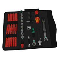Wera 135926 -  Kraftform kompakt W 1 35-osainen työkalusarja